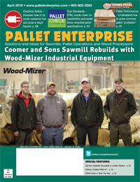 Pallet Enterprise April 2016