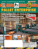 Pallet Enterpries April 2017