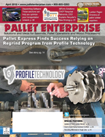Pallet Enterprise April 2018