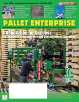 Pallet Enterprise April 2019