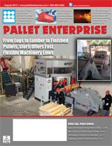 Pallet Enterprise August 2015