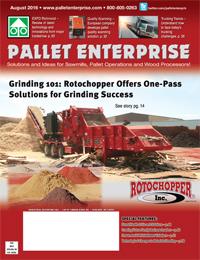 Pallet Enterprise August 2016