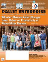 Pallet Enterprise August 2017