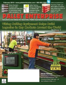 Pallet Enterprise February 2016