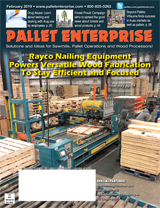 Pallet Enterprise February 2019