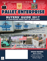 Pallet Enterprise January 2017