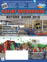 Pallet Enterprise January 2018