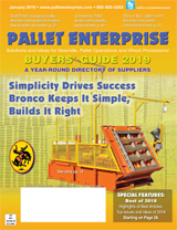 Pallet Enterprise January 2019