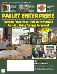 Pallet Enterprise July 2015