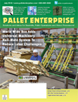 Pallet Enterprise July 2016
