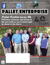 Pallet Enterprise July 2017