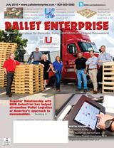 Pallet Enterprise July 2018