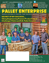 Pallet Enterprise June 2017