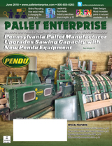 Pallet Enterprise June 2018