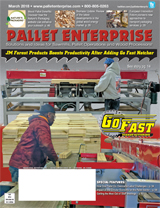 Pallet Enterprise March 2018