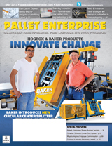 Pallet Enterprise May 2017