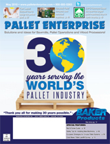 Pallet Entterprise May 2018