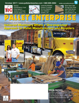 Pallet Enterprise October 2017