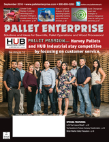 Pallet Enterprise September 2016