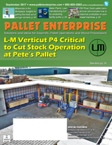 Pallet Enterprise September 2017
