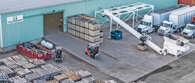Pallet Enterprise : Recycler Says Strong Customer Service