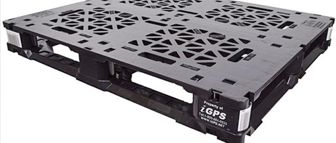 Pallet Enterprise : The New iGPS: Plastic Pallet Pooler