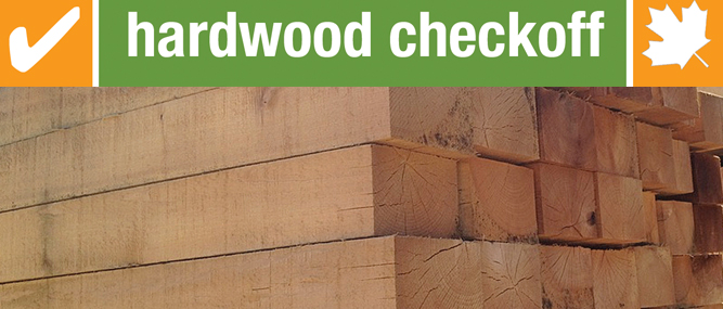 USDA Decides to Move Forward with Hardwood Checkoff: